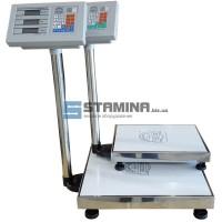 Весы товарные TCS 400х500 мм 300 кг
