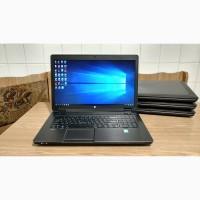Робоча станція HP ZBook 17, 17, 3 FHD, i7-4800MQ, 16GB, 256GB SSD+500GB HDD, NVIDIA K3100M