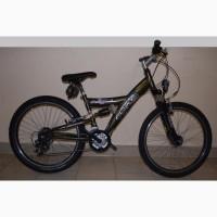 Велосипед горник двохподвес Flyke новий