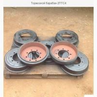 Тормозной барабан 2ПТС4, 2ПТС-6, 2ПТС-9