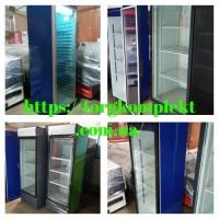 Холодильный шкаф - витрина Интер б/у, Холодильные шкафы б/у
