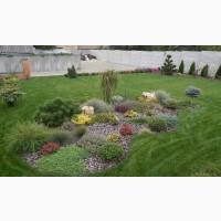 Уход за приусадебным участком и садом