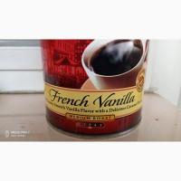 Банк из под кофе French Vanilla США