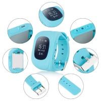 Детские умные часы Smart Watch GPS трекер Q50/G36, трекер