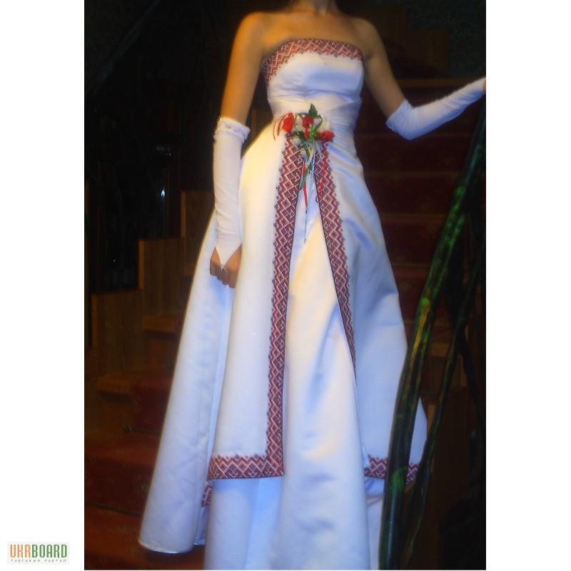Продам вишиту весільну сукню 29e5f60d20d59