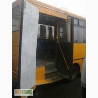 Переоборудуем автобусы любых моделей для перевозки инвалидов