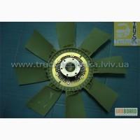 Вентилятор SCANIA, з віскомуфтою