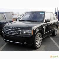 Аренда авто на свадьбу Range Rover