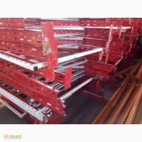 Паллетные стеллажи бу, палетный стелаж бу, стелаж для склада, складской стеллаж бу