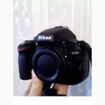������ ����������� Nikon D5100 kit 18 - 105 mm ���� �������� Nikon 35 mm