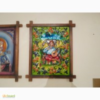 Картины со стекла