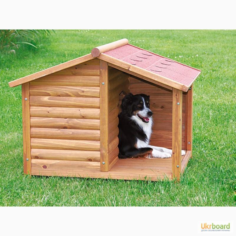 Как сделать будка для собаки своими руками фото
