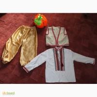 Прокат костюма гарбуза на хлопчика 4-6 років. Виноградар