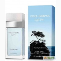 Dolce Gabbana Light Blue Dreaming in Portofino туалетная вода 100 ml. (Лайт Блю Дриминг)