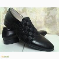 Стильные мужские классические туфли FARO Скидка