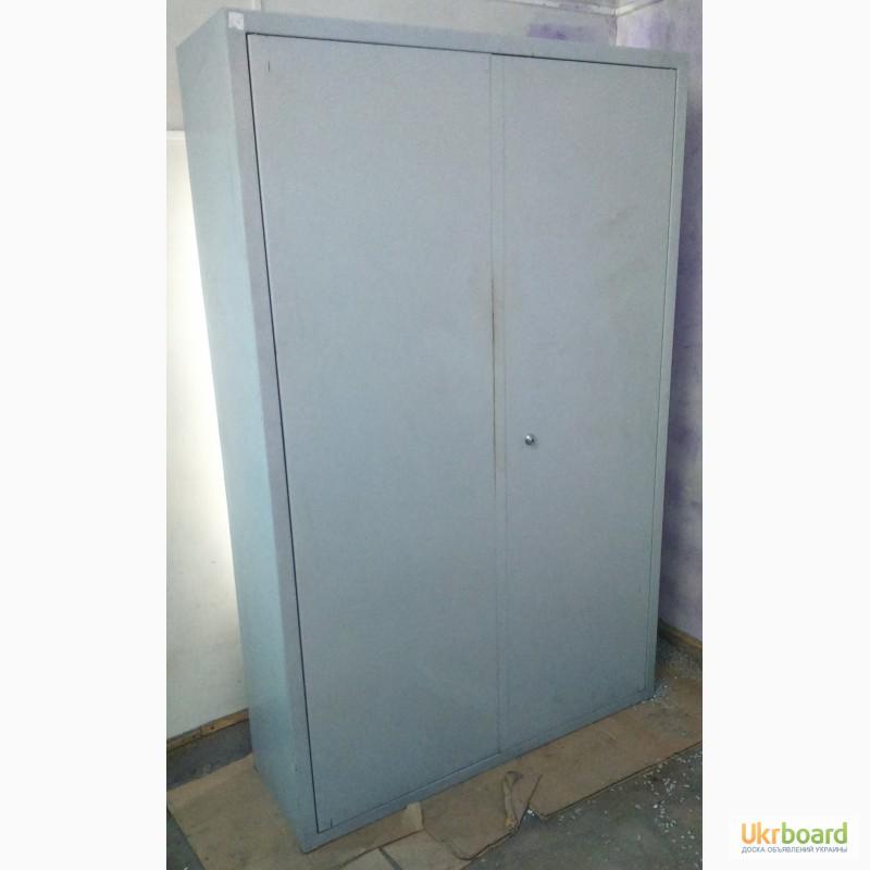 Шкаф металлический б у