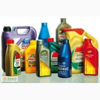 Продаем масло моторное, трансмиссионное, антифриз и тормозную жидкость
