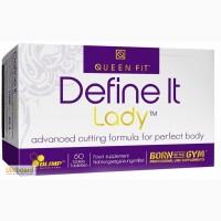 Капсулы для похудения Define It Lady