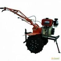 Мотоблок бензиновый 9 л.с ZUBR Z-16R ручной пуск Зубр воздушное охлаждение