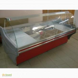 Витрина холодильная Vento -3+5 C с динамической системой охлаждения