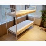 Металлические кровати. Кровати двухъярусные. Кровать недорого