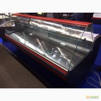 Витрина холодильная JBG длинной 2.6 метра новая со склада в Киеве