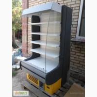 Витрина холодильная пристенная регал горка Modena