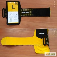 Спортивный чехол на руку Remax для смартфонов 4.7- 5.5