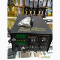 Паяльная станция Kada 852D+ и фен