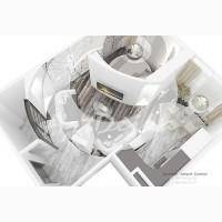 Дизайн интерьера, услуги дизайнера интерьера и 3d визуализация