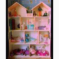 Кукольный дом, Дом для кукол, домик для Барби, Ляльковий будиночок