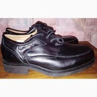 Кожаные туфли Clarks, размер-43, UK9