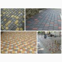 Тротуарная плитка «Старый город» 40 мм. от 120 грн собственное производство