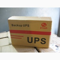 Ups ибп ECSUN 1000VA с батареей 9 Ампер 12 Вольт новый