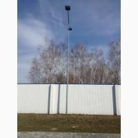 Опоры уличного освещения от 3х до 14м толщина стенки 3 и 4мм оцинкованные