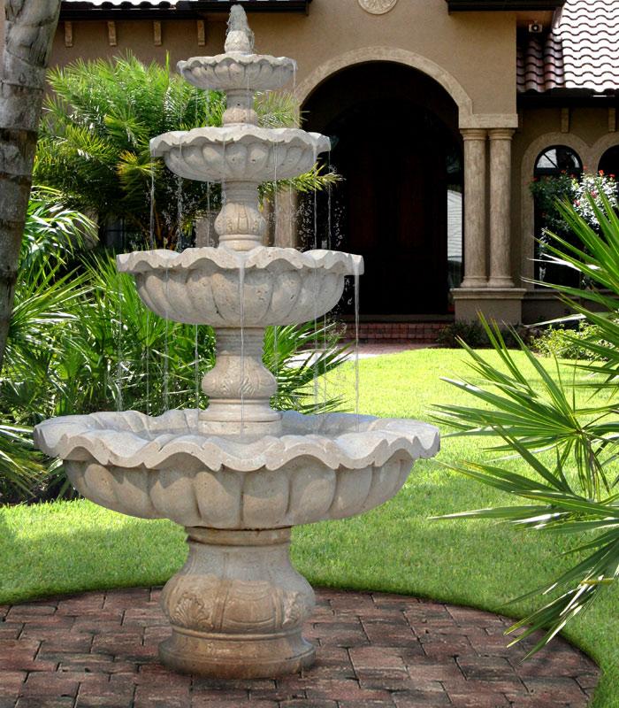 садовые фонтаны своими руками фото белоруссии даже