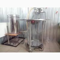 Фасовачная машина для разлива меда и вязких жидкостей, Германия, Киевская обл