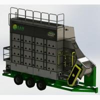 Зерносушилка Зерносушарка сушарка мобильная зерносушилка Grain Handler