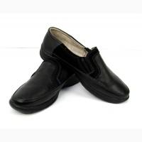 Туфли кожаные ручная работа Hand Made (ТУ – 124) 49 – 49, 5 размер