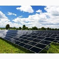 Солнечные батареи. Зелёный тариф