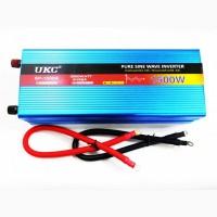 UKC 1500W Преобразователь с чистой синусоидой AC/DC 12v