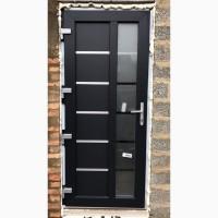 Двері вхідні металопластикові Хай-Тек ціна Акційна напряму від заводу. Доставка по Україні