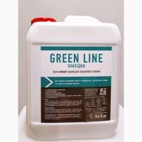 Безфосфатний засіб для прання кольорових речей GREEN LINE Знахідка, 5л