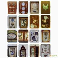 Сувенирные декоративные деревянные ключницы