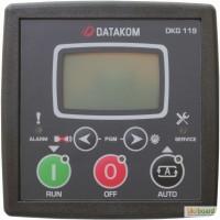 DATAKOM DKG-119 модуль ручного и удаленного пуска