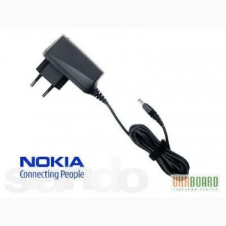 Зарядное устройство Nokia - тонкий штекер (оригинал)