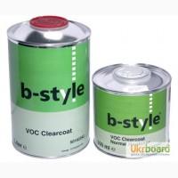 Лак автомобильный B-Style HS VOC, высококачественный, BASF