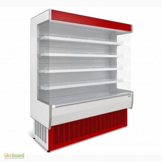 Холодильный Регал/горка МХМ Нова.Пристенный стеллаж/витрина.Рассрочка