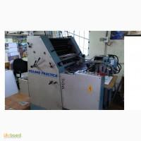 Печатная машина roland pr 01