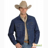 Оригинальные Американские джинсовые куртки Wrangler, USA